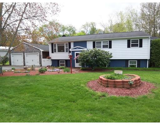 独户住宅 为 销售 在 4 Kevin Drive Freetown, 马萨诸塞州 02702 美国