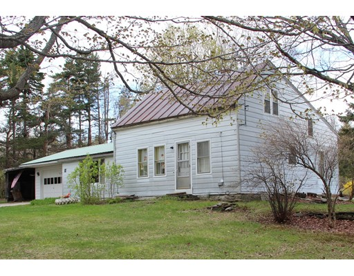 Single Family Home for Sale at 59 North Street Plainfield, Massachusetts 01070 United States