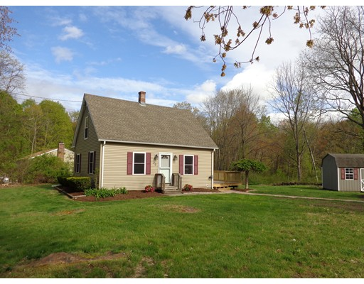 Casa Unifamiliar por un Venta en 20 East Cider Mill Road Ellington, Connecticut 06029 Estados Unidos