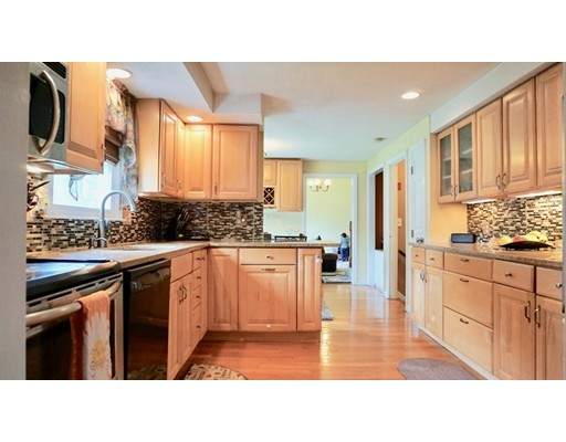 Single Family Home for Sale at 74 Nickerson Drive Stoughton, Massachusetts 02072 United States