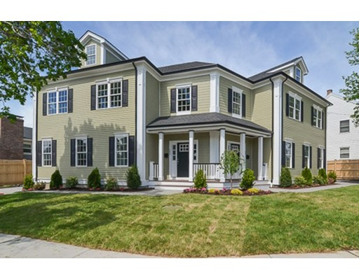 Condominium for Sale at 240 Westminster Avenue Watertown, Massachusetts 02472 United States
