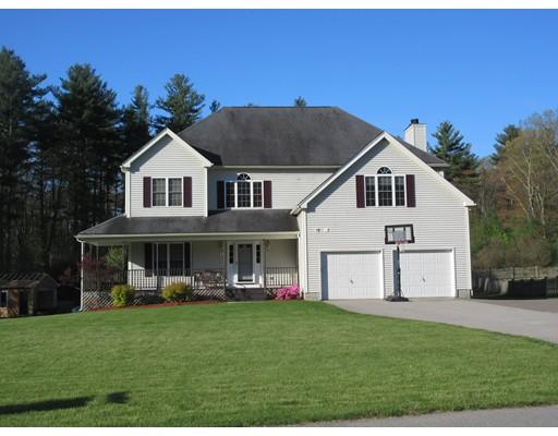 独户住宅 为 销售 在 4 Lindsey Lane Charlton, 马萨诸塞州 01507 美国