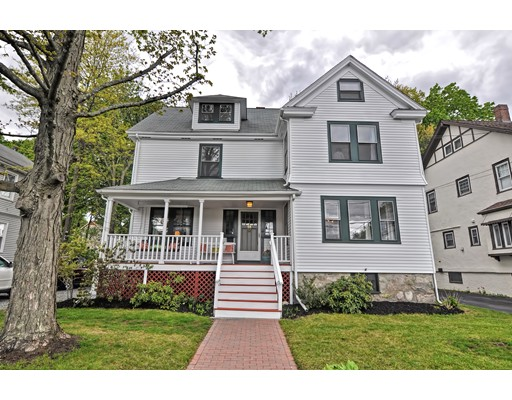 Single Family Home for Sale at 55 Winslow Avenue Norwood, Massachusetts 02062 United States