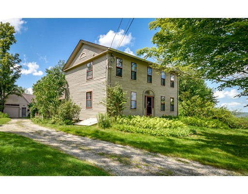 Single Family Home for Sale at 90 Paige Hill Road 90 Paige Hill Road Brimfield, Massachusetts 01010 United States