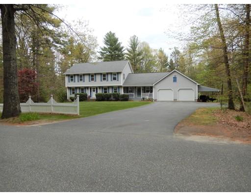 独户住宅 为 销售 在 145 Town Farm Monson, 马萨诸塞州 01057 美国