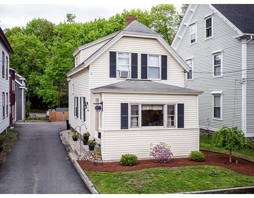 独户住宅 为 销售 在 6 RIDGE STREET 安德沃, 马萨诸塞州 01810 美国