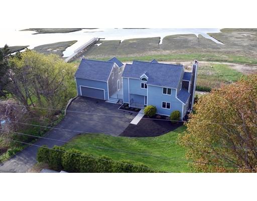 Частный односемейный дом для того Продажа на 109 Grandview Avenue Marshfield, Массачусетс 02050 Соединенные Штаты