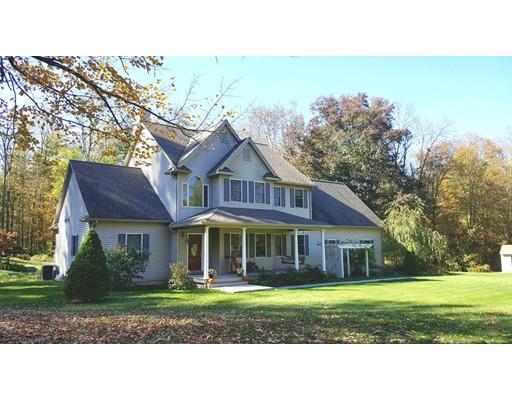 Частный односемейный дом для того Продажа на 258 Silver Street 258 Silver Street Monson, Массачусетс 01057 Соединенные Штаты