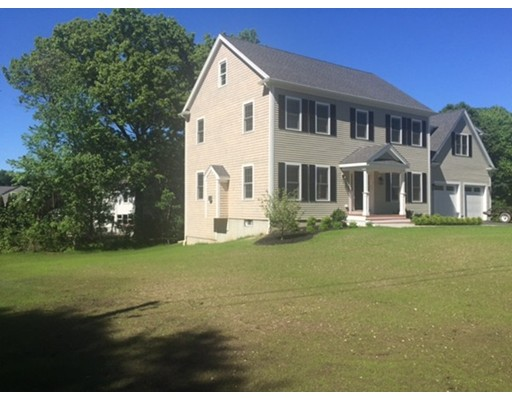Single Family Home for Sale at 4 Aquinnah Path (30 Mann Hill Road Scituate, Massachusetts 02066 United States