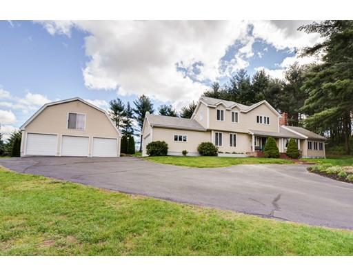 Частный односемейный дом для того Продажа на 51 Old Common Road Auburn, Массачусетс 01501 Соединенные Штаты