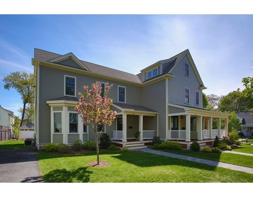 Condominium for Sale at 35 Harnden Avenue Watertown, Massachusetts 02472 United States