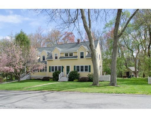 Casa Unifamiliar por un Venta en 29 Putnam Lane Danvers, Massachusetts 01923 Estados Unidos
