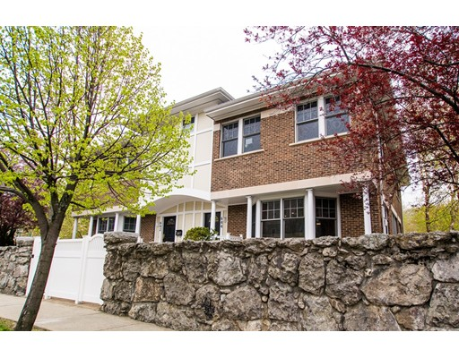 Condominium for Sale at 644 Hammond Street 644 Hammond Street Brookline, Massachusetts 02467 United States