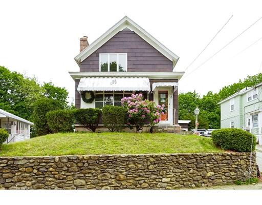 独户住宅 为 销售 在 26 Lincoln Ter Leominster, 马萨诸塞州 01453 美国