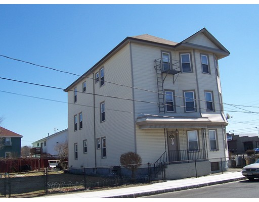 Multi-Family Home for Sale at 298 Vale Street Fall River, Massachusetts 02721 United States