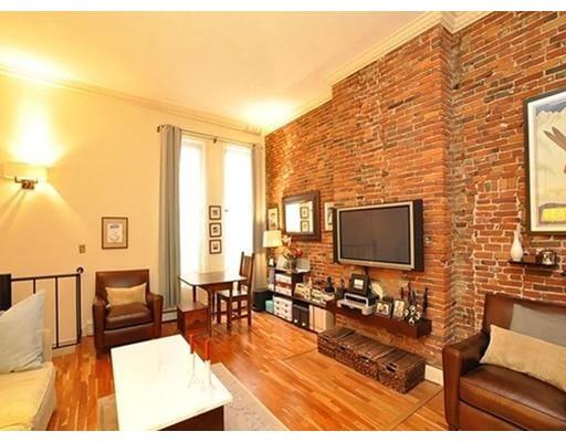 Single Family Home for Rent at 24 Hancock Street Boston, Massachusetts 02114 United States