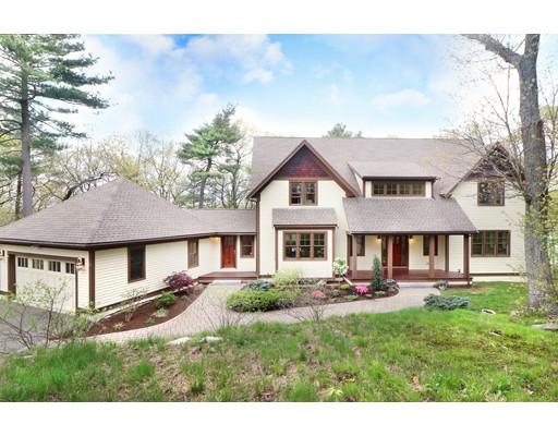 Casa Unifamiliar por un Venta en 250 Meadowbrook Road 250 Meadowbrook Road Dedham, Massachusetts 02026 Estados Unidos