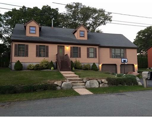 独户住宅 为 销售 在 842 Montgomery Fall River, 马萨诸塞州 02720 美国