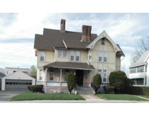 Single Family Home for Sale at 397 Front Street Chicopee, Massachusetts 01013 United States
