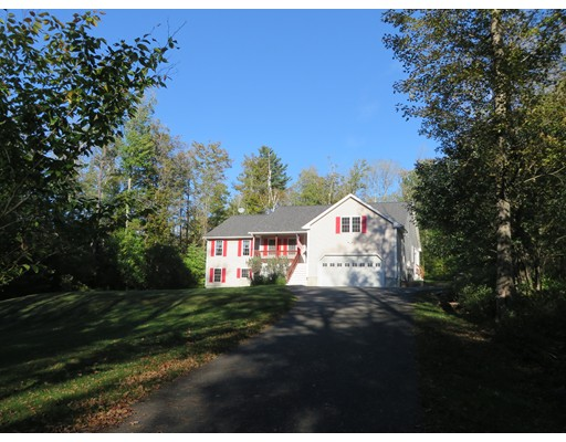 Maison unifamiliale pour l Vente à 297 Cummington Road 297 Cummington Road Ashfield, Massachusetts 01330 États-Unis