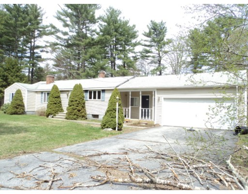Single Family Home for Sale at 82 Rhode Island Line Road Putnam, Connecticut 06260 United States