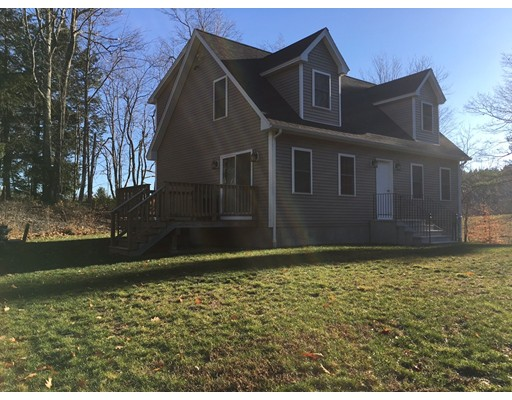 Single Family Home for Sale at 558 Pillsbury Road Ashby, Massachusetts 01431 United States