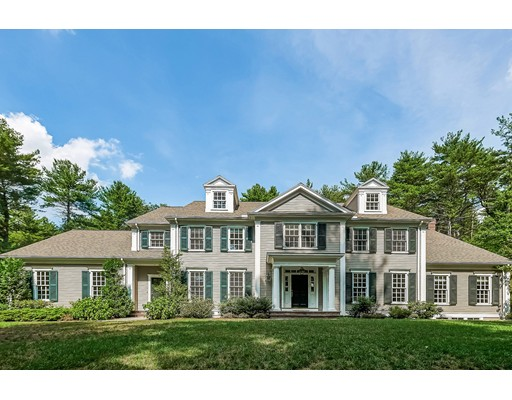 Single Family Home for Rent at 30 Bradford Road 30 Bradford Road Weston, Massachusetts 02493 United States