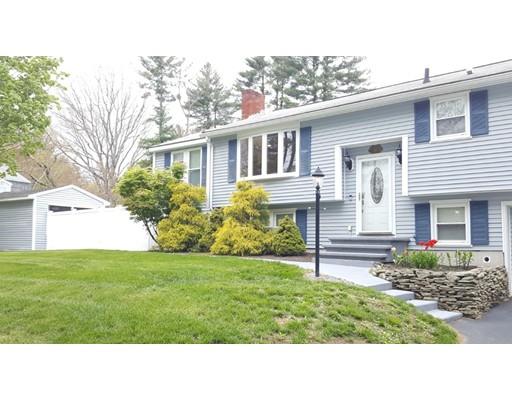 Single Family Home for Sale at 97 Florida Road Tewksbury, Massachusetts 01876 United States