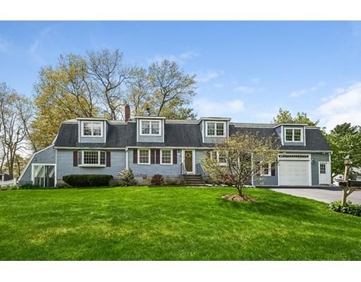 Single Family Home for Sale at 26 Jean Carol Road Abington, Massachusetts 02351 United States