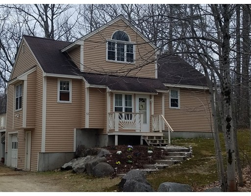 Single Family Home for Sale at 53 Suissevale Avenue Moultonborough, New Hampshire 03254 United States