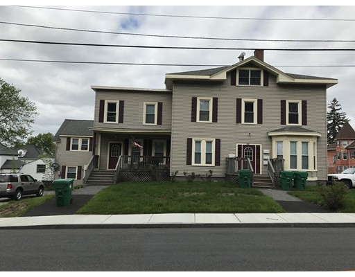 Multi-Family Home for Sale at 136 Water Street Clinton, Massachusetts 01510 United States