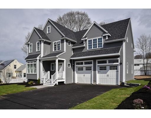 Single Family Home for Sale at 12 Tremont Street Stoneham, Massachusetts 02180 United States