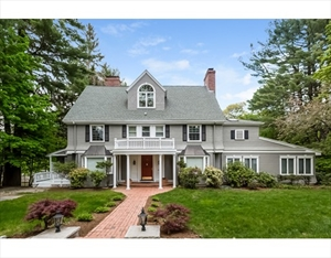 110 Dudley Rd  is a similar property to 4 Bradford Rd  Newton Ma