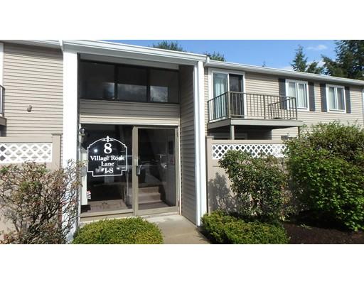 Condominium for Sale at 8 Village Rock Lane Natick, Massachusetts 01760 United States