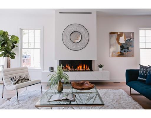 Condominium for Sale at 25 Rockingham Street Cambridge, Massachusetts 02139 United States