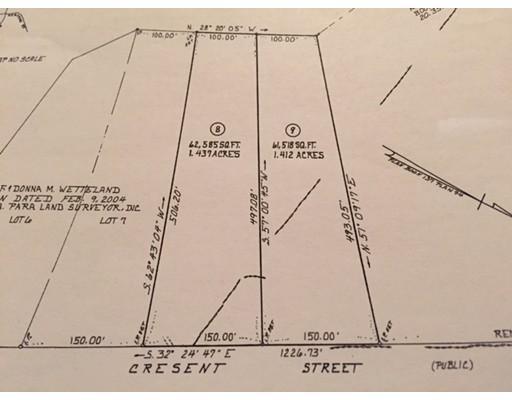 lot 8 Crescent street, Ware, MA 01082