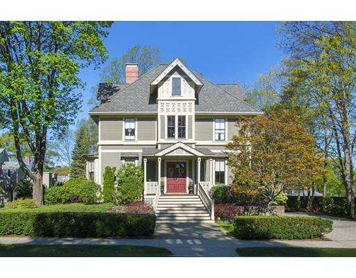 127 Waverley Ave, Newton, MA 02458