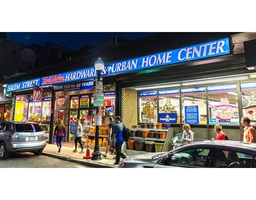 87 Salem Street, Boston, MA 02110