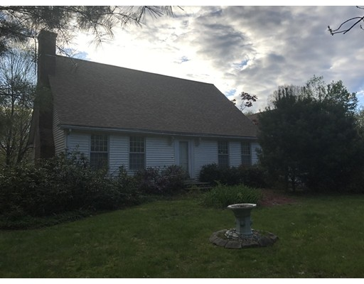 Casa Unifamiliar por un Venta en 605 Town Farm Road Warren, Massachusetts 01083 Estados Unidos