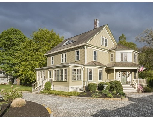 Single Family Home for Sale at 25 East Main Street Southborough, Massachusetts 01772 United States