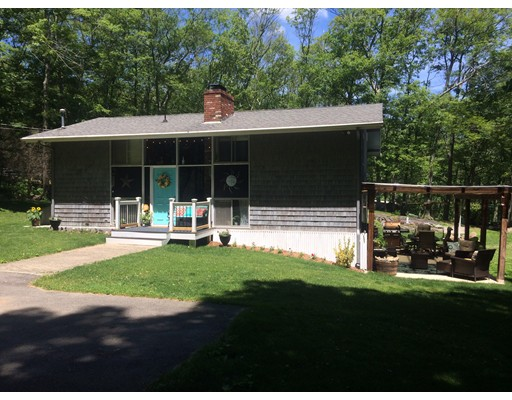 Single Family Home for Sale at 79 Quaker Lane Scituate, Rhode Island 02857 United States