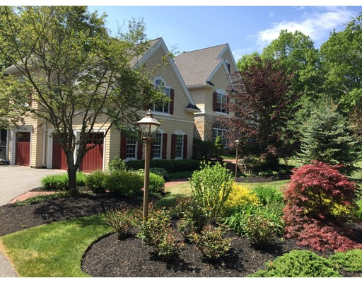 Single Family Home for Sale at 34 Winding Oaks Way Boxford, Massachusetts 01921 United States
