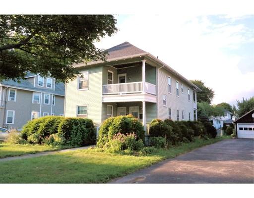 Casa Unifamiliar por un Alquiler en 18 POND STREET Framingham, Massachusetts 01702 Estados Unidos