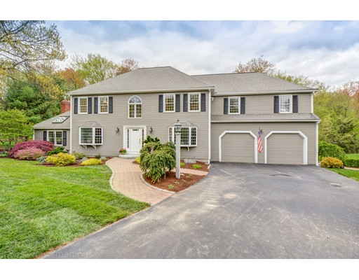 Single Family Home for Sale at 18 Woodcrest Road Westborough, Massachusetts 01581 United States