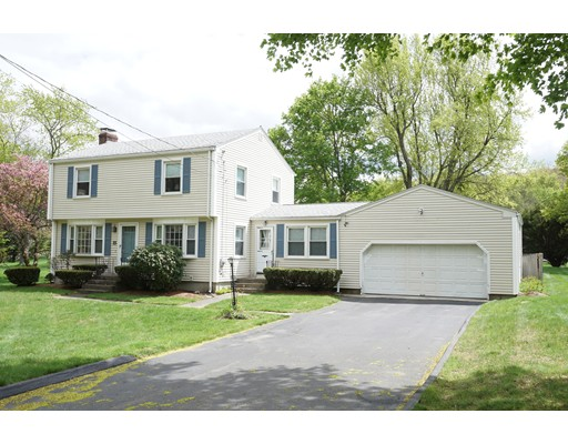 Single Family Home for Sale at 55 Eli Whitney Street Westborough, Massachusetts 01581 United States