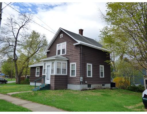 Single Family Home for Sale at 8 Park Street Erving, Massachusetts 01344 United States