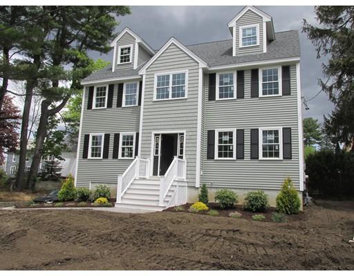 Single Family Home for Sale at 24 School Street Groveland, Massachusetts 01834 United States