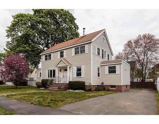 Casa Unifamiliar por un Venta en 6 University Road Arlington, Massachusetts 02474 Estados Unidos