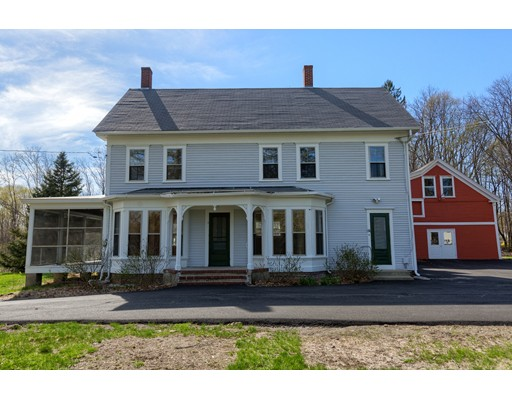 Single Family Home for Rent at 42 Mill Street Pepperell, Massachusetts 01463 United States