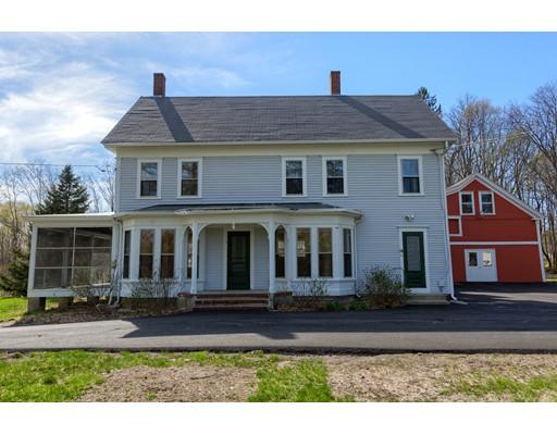 Casa Unifamiliar por un Alquiler en 42 Mill Street Pepperell, Massachusetts 01463 Estados Unidos